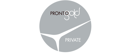 Prontogold private