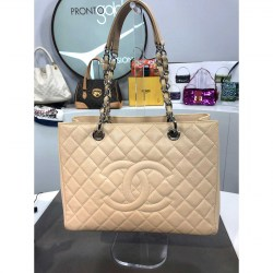 Borsa Chanel GST in Caviar